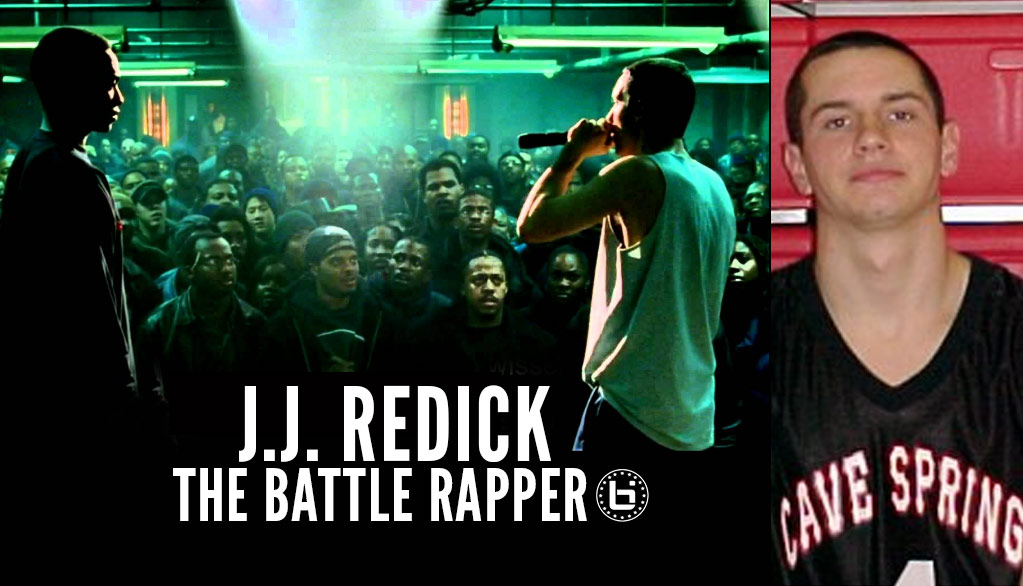 JJ Redick's Rap Career: From Battle Rapping At AAU Events To Almost Getting Punched By Chris Duhon