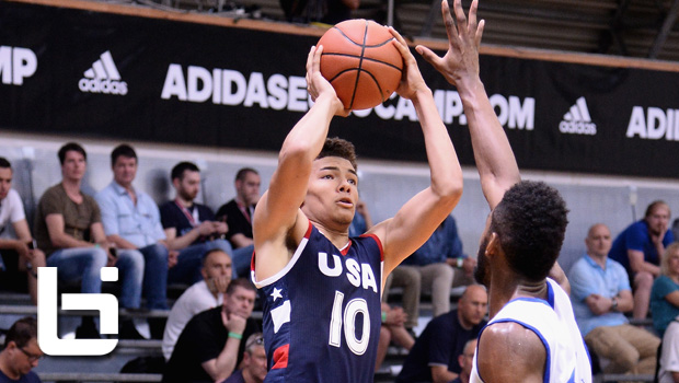 adidas Eurocamp: US Select Team Scouting Report and Mixtape!
