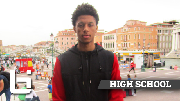 adidas Eurocamp: Getting to know Lindell Wigginton