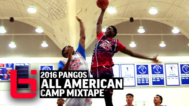 Pangos All American Camp Was CRAZY This Year! Official Mixtape!