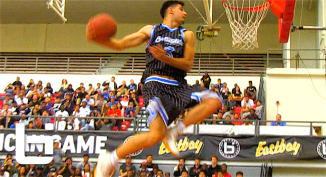 Ballislife All-American Sam Cunliffe Is A Freak Athlete! Arizona State Bound