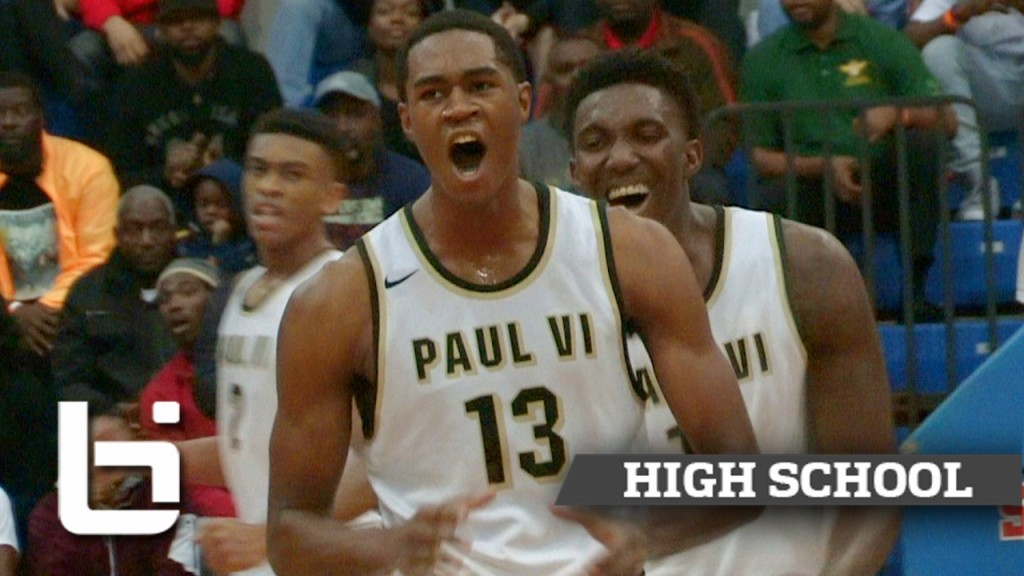 Is VJ King Akron's Best Prospect Since Lebron James?!! Official Senior Mixtape