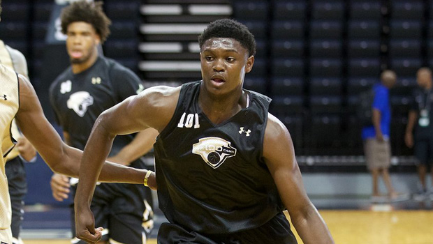 NBPA Top 100: Chris Lykes, Zion Williamson Lead Team to Championship!