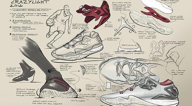adidas Unveils Crazylight 2016