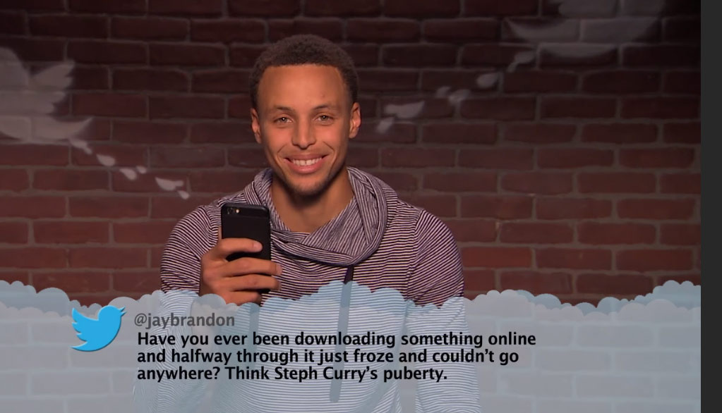 """Warriors Get Roasted In """"NBA Players Read Mean Tweets PT4"""""""