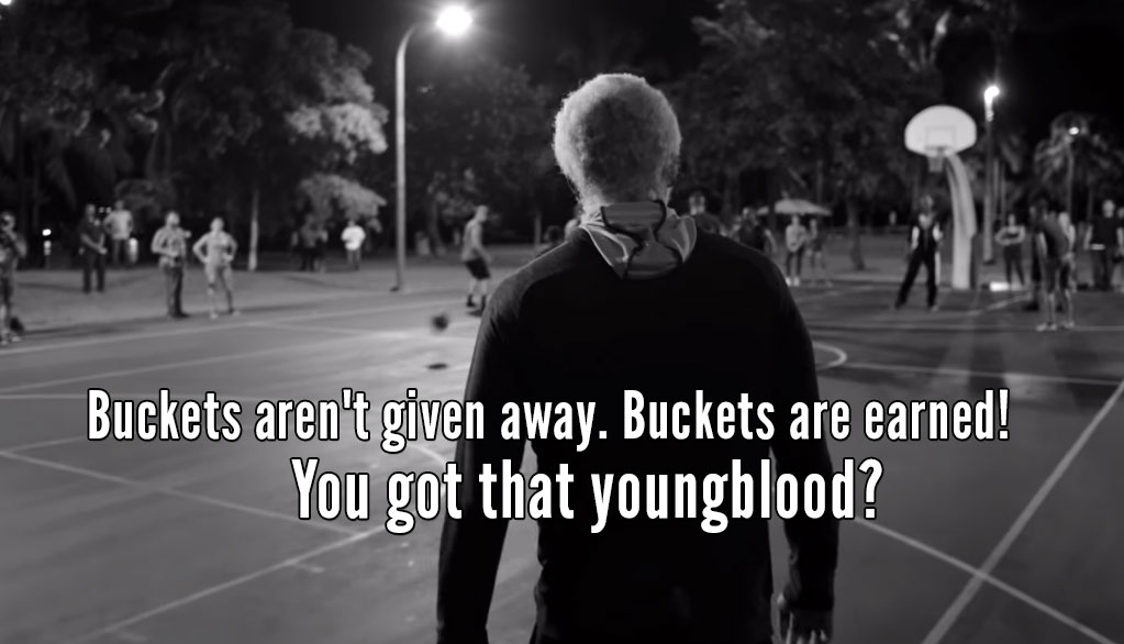 New Uncle Drew Video: Champions are Born Out of The Fire