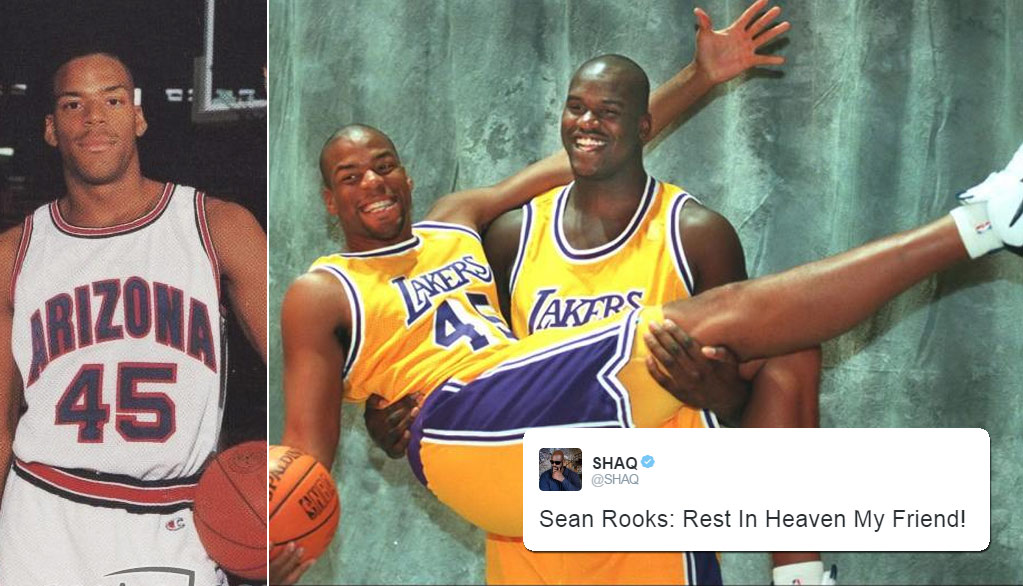 NBA Players Mourn The Death Of Sean Rooks