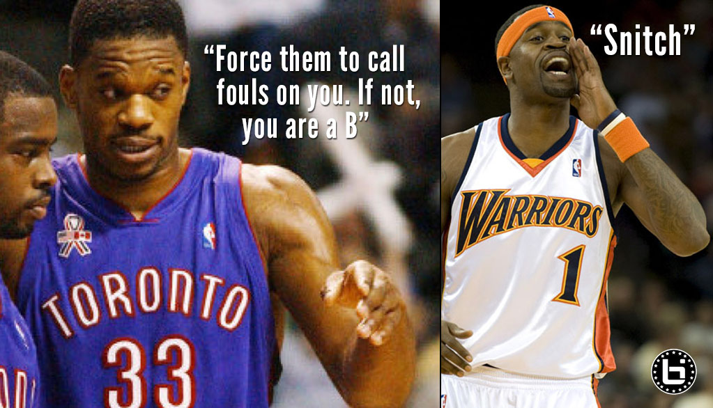 Former NBA Tough Guys Antonio Davis & Stephen Jackson Have Some Harsh Words For LeBron