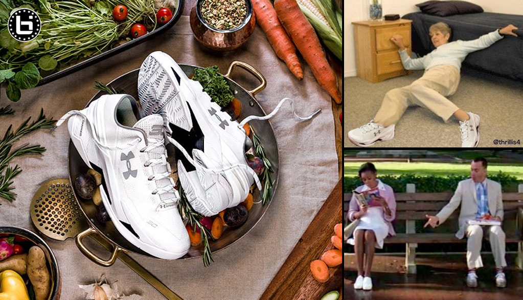 "The Comedy Roast of Steph Curry's New ""Chef"" Shoes"