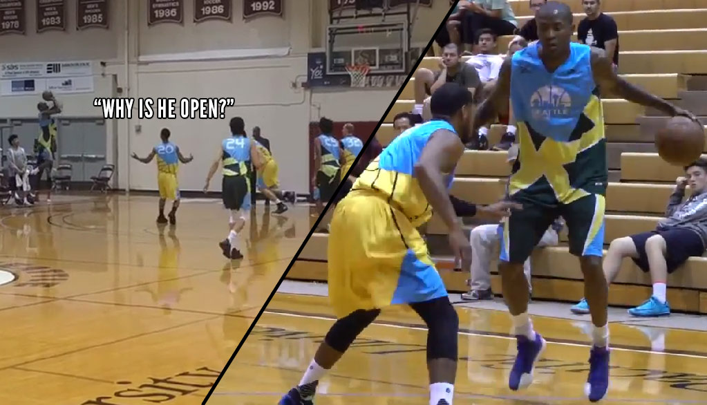 Jamal Crawford Scores 44, Hits Another Game-Winner At The Seattle Pro-Am