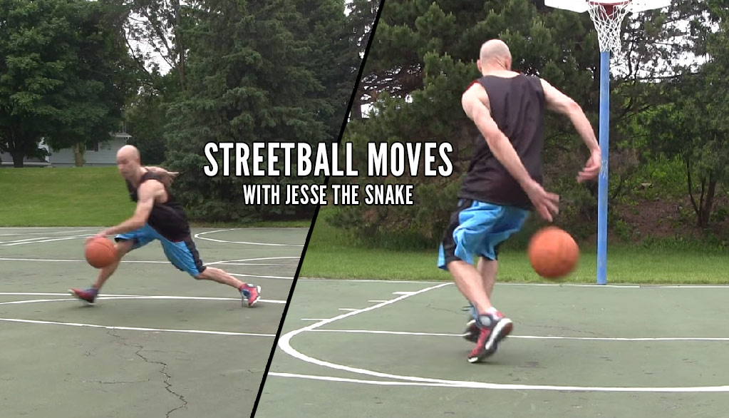 "Streetball Moves: How To Do The ""Clone Cross"" & ""Shadow Shuffle"""