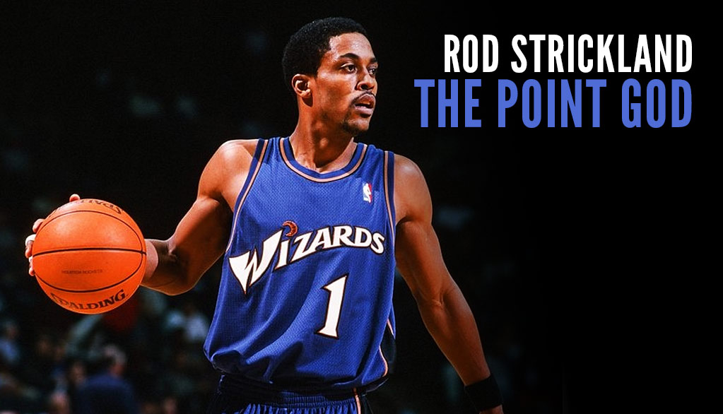 Criminally Underrated: NYC Legend Rod Strickland aka Uncle Drew's Godfather