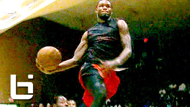 Ben McLemore Stays Grinding & Gives Back While Throwing Down Sick Dunks at Charity Game!