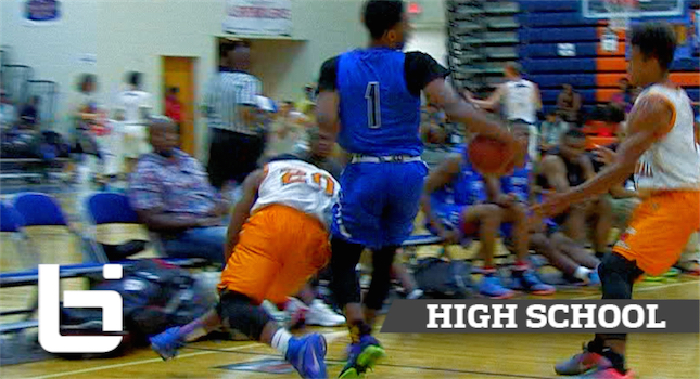 Trevon Duval With The Dirtiest Move You've Seen All Summer? Fab48 Top Plays