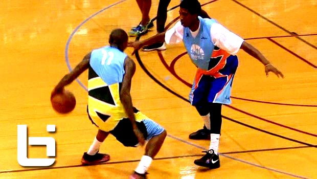 Jamal Crawford DAZZLES In 2016 Seattle Pro Am Debut!!