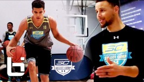 Ballislife | Michael Porter Steph Curry