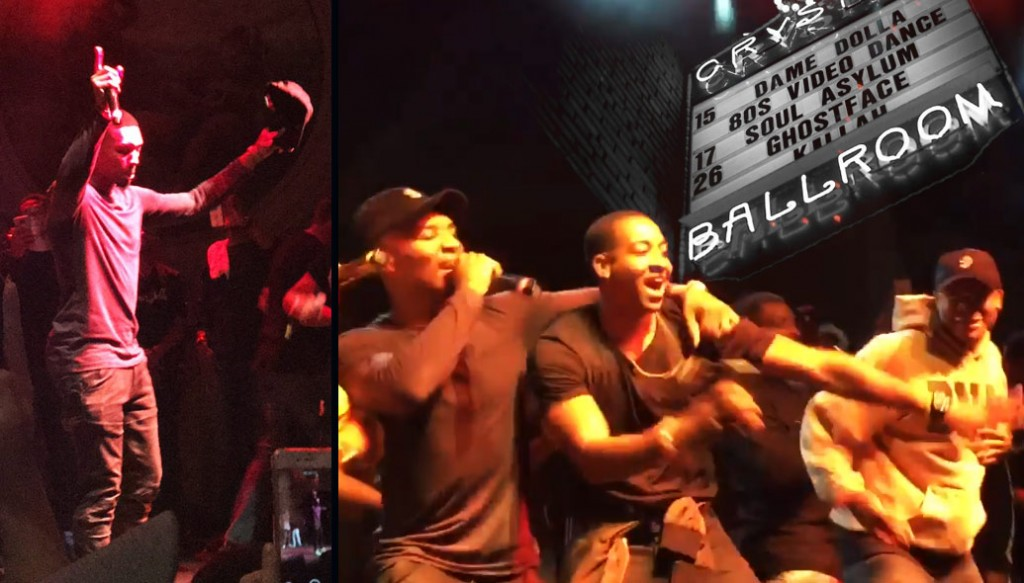 Damian Lillard Celebrates His 26th Birthday By Performing His First Rap Concert