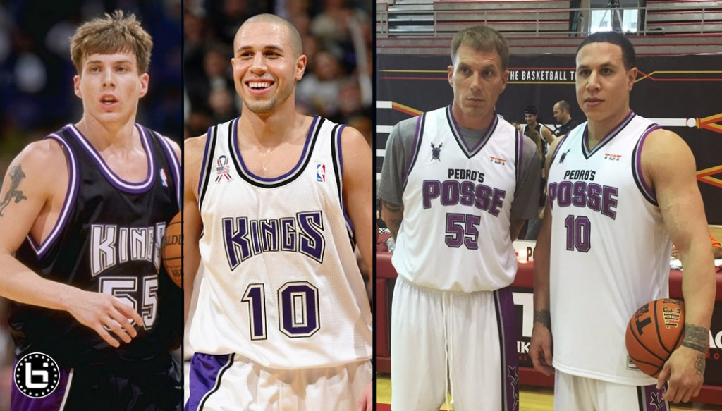 Former Kings' Jason Williams & Mike Bibby Put Up Big Numbers in $2 Million Tournament