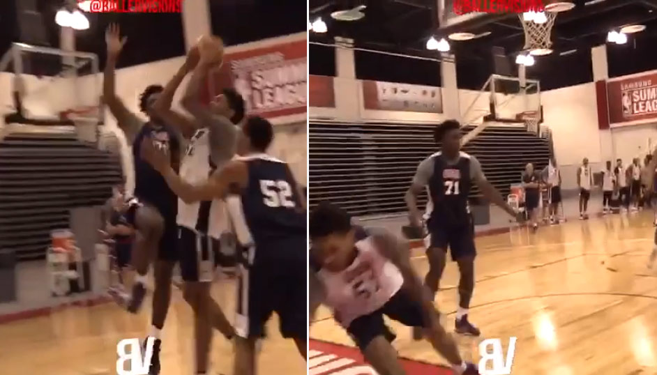 Stanley Johnson Rejects Brandon Ingram's Layup, Shows Off New Jumper At Team USA Practice