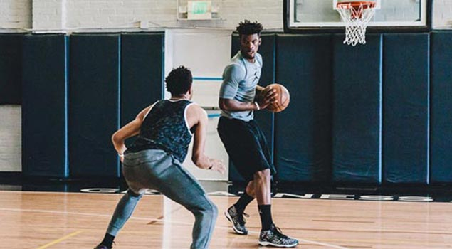 Jimmy Butler Stars in Short Jordan Film #WEAREJORDAN
