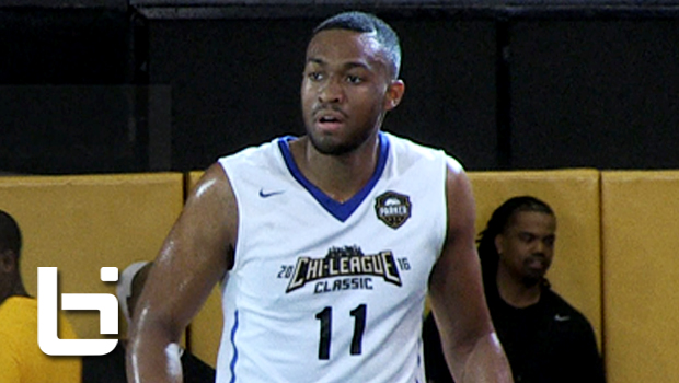 Jabari Parker Puts in Summer Work at Hometown Chi League! Scores 31