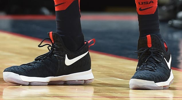 Top Kicks Worn By TEAM USA vs China