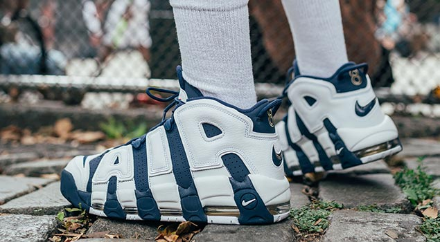 KITH Teams Up With Scottie Pippen For Air More Uptempo Release