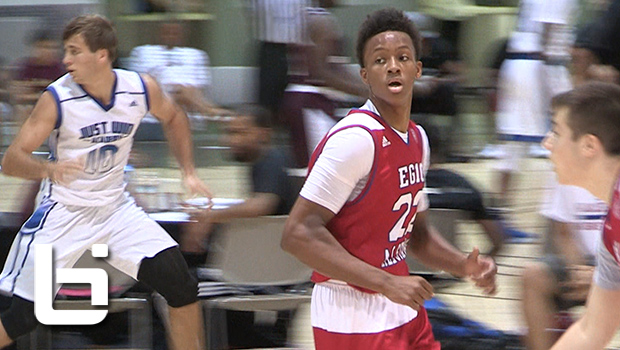 Romeo Langford Makes Scoring 40 Points Look Easy