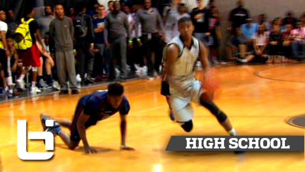 Chris Paul's CP3 AAU Team Put On a SHOW All Summer! Official Mixtape!