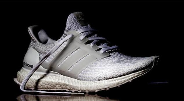 FIRST LOOK: adidas Ultra Boost Triple White 3.0