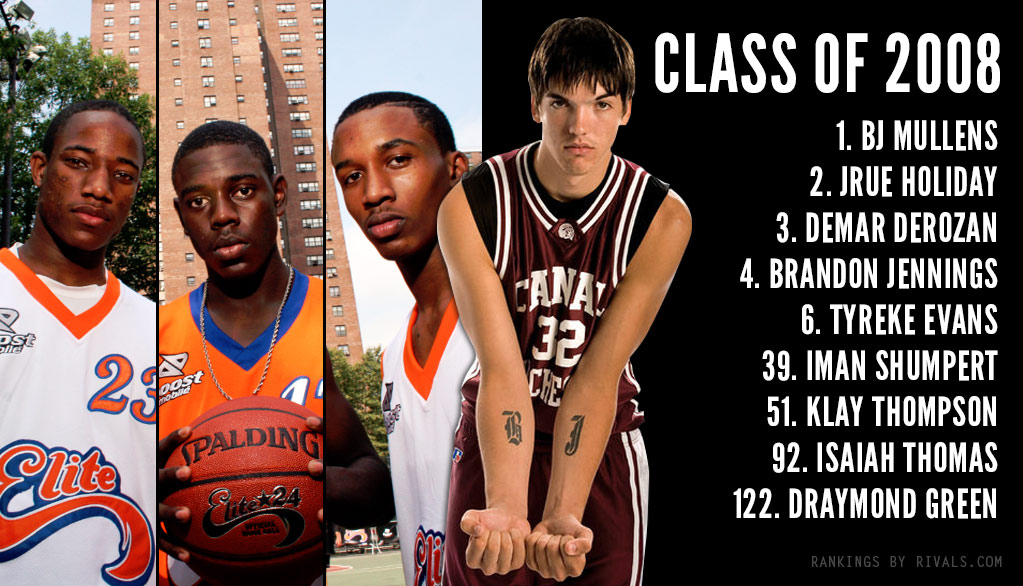 Remembering When BJ Mullens Was The #1 Player In High School?