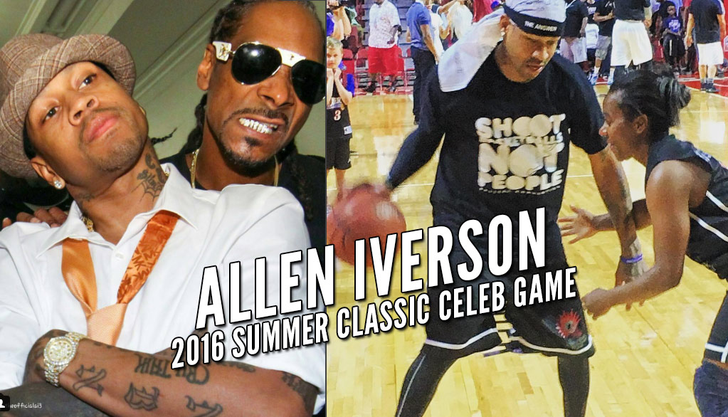 Allen Iverson Hit Casino Hard Before Blowing Off BIG3 Game ...