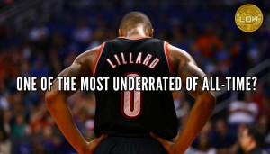 BIL-LILLARD-UNDERRATED