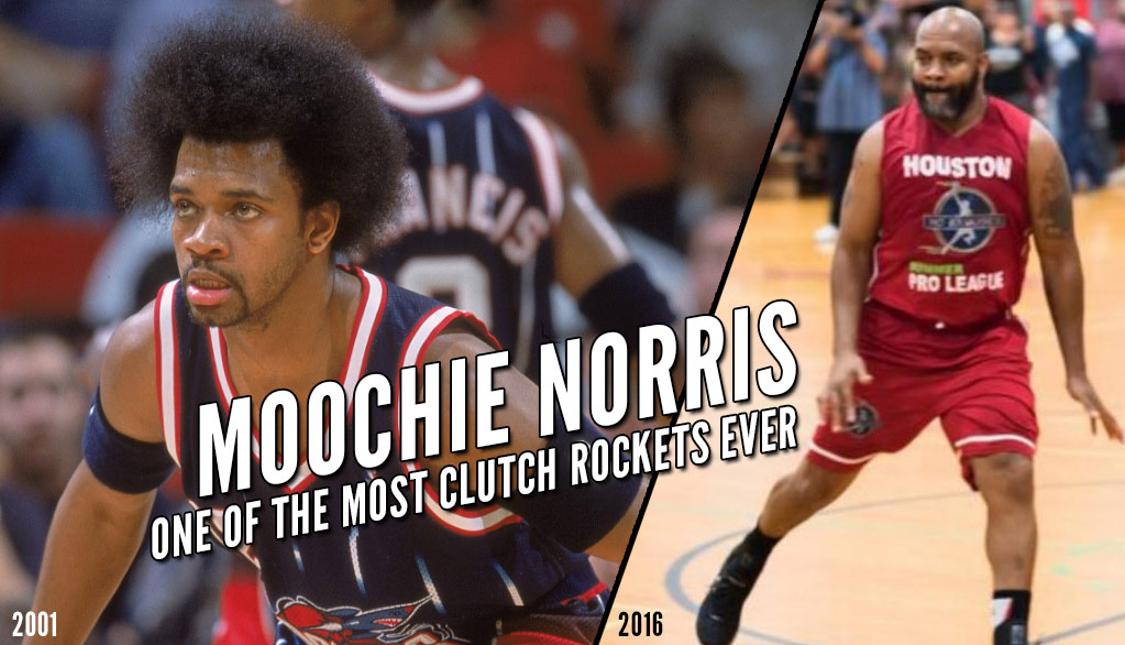 Moochie Norris Is Still Balling! Houston Pro-Am Championship Game