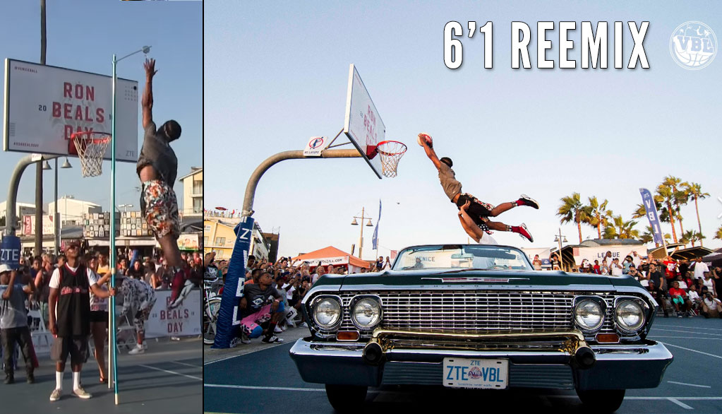 2016 Ron Beals Day Dunk Contest At Venice Beach
