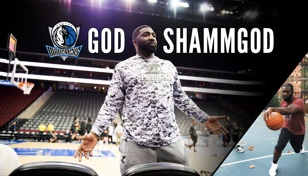 The Legend God Shammgod Joins Dallas Mavs Coaching Staff