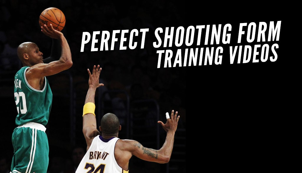 3 Videos To Help You Perfect Your Shooting Form