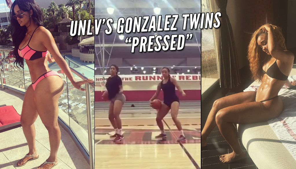 UNLV's Gonzalez Twins Latest Song, Pics & Clips