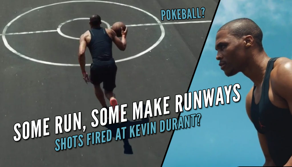 Shots Fired? Is Jordan Brand's New Russell Westbrook Ad Taking Shots At Kevin Durant