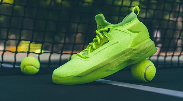 adidas Basketball Serves Up New D Lillard 2 Tennis Ball Edition