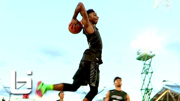 Hamidou Diallo Has INSANE Athleticism! Elite Guard Official Mixtape!