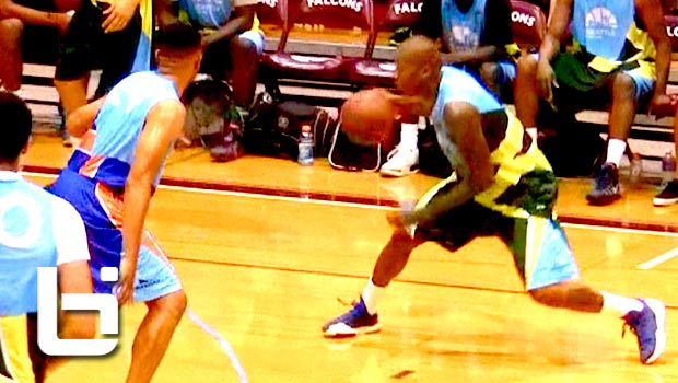 Jamal Crawford Drops 44 Points & 13 Dimes In Seattle Pro Am!