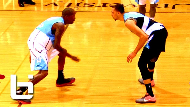 Jamal Crawford Hits Game Winner In Seattle Pro Am All-Star Game! SICK Highlights!