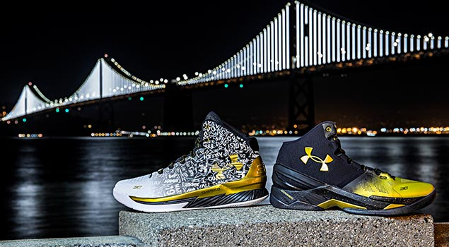 "Under Armour Set To Drop ""Back 2 Back"" Curry Pack This Week"