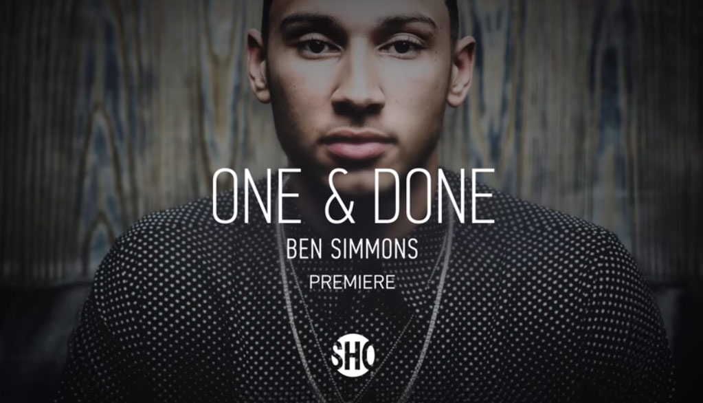 "Teaser Trailer For Ben Simmons' Documentary ""One & Done"""