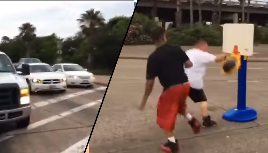 Prankster Gets 110 Day Jail Sentence For Stopping Houston Traffic To Play Basketball In The Road