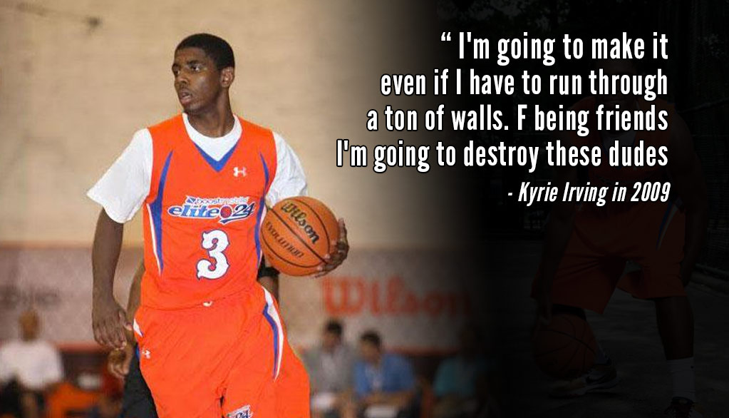 17-Year Old Kyrie Irving Making A Name For Himself At 2009 Elite 24 Scrimmage & Game