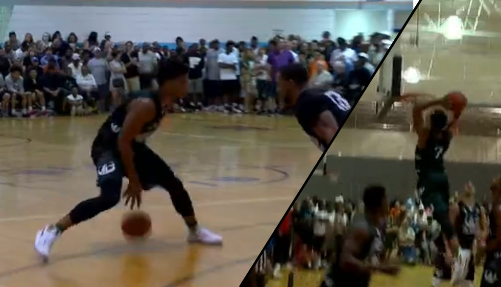 High-Flying Miles Bridges Scores 35 In Moneyball Championship Game