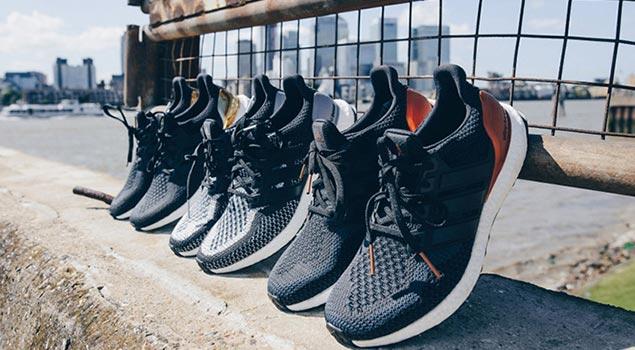adidas UltraBoost 'Metallic' Pack Drops Tomorrow