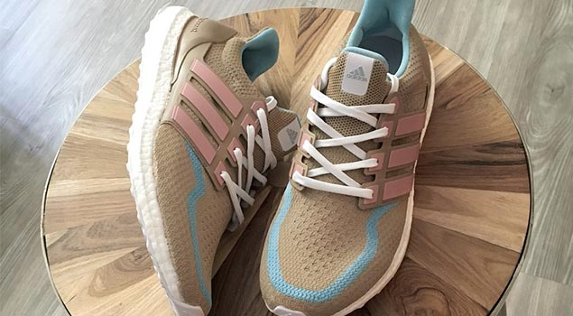 adidas UltraBOOST by FUDA Customs